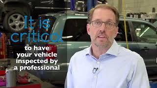 Before Purchasing A Used Vehicle Have It Inspected By A Professional