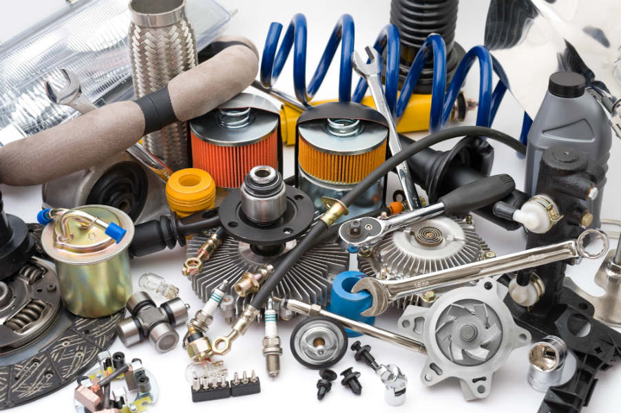 Some equipment and parts used by in our oil change services in Issaquah, WA.
